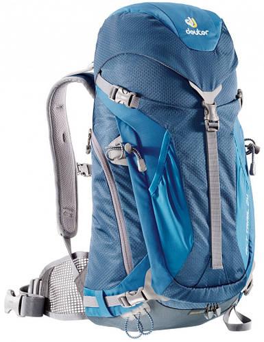 Туристический рюкзак для альпинистов 24 л DEUTER ACT TRAIL 24 34412 7230 midnight-storm