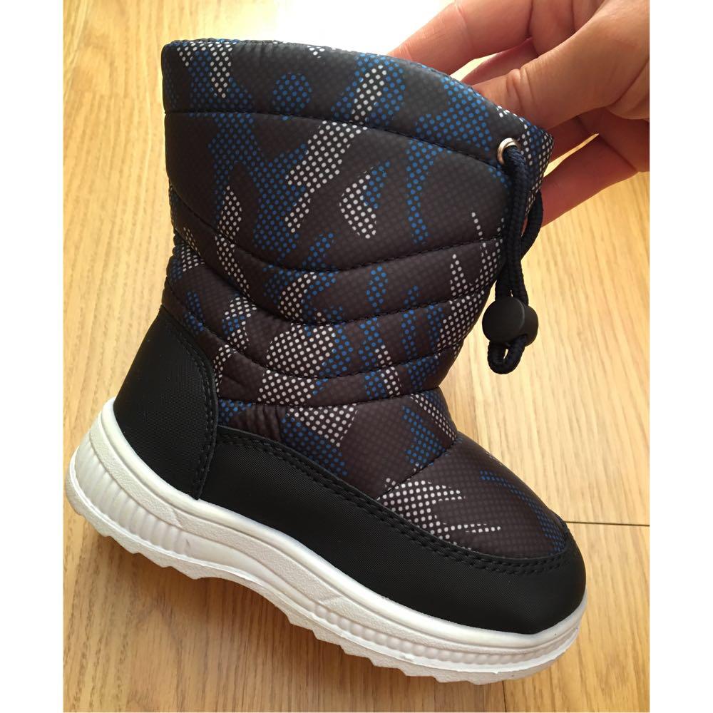 a1428433a Сапожки дутики для мальчика, недорогая детская зимняя обувь 25-30р. -  Модные вещи
