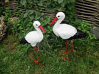Садовые фигурки Пара аистов
