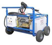 АВД  -500 бар, или промышленные решения по очистке водой