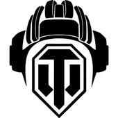 Виниловая наклейка (World of Tanks) (от 15х15 см)