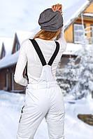 Брюки лыжные женские белые