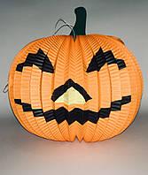 """3Д декор Хеллоуін """"Гарбуз"""" 25 см."""