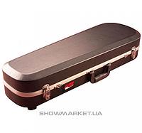 GATOR Кейс для скрипки 4/4, прямоугольный, серия Deluxe GATOR GC-VIOLIN 4/4