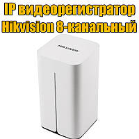 8-канальный IP видеорегистратор Hikvision DS-7108NI-E1/V/W c Wi-Fi