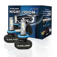 Автолампы лед Carlamp LED Night Vision H7 NVH7