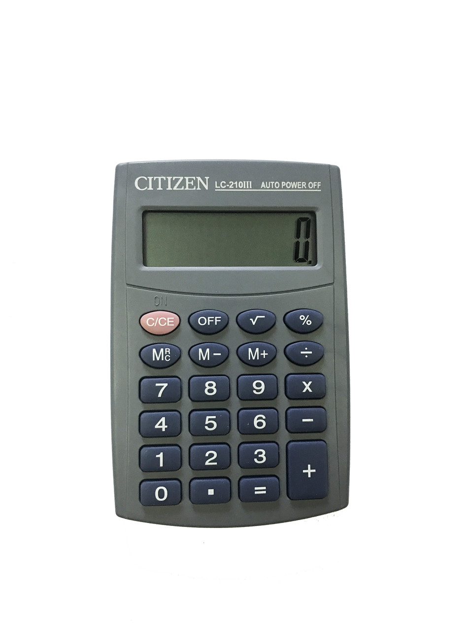 "Калькулятор ""Citizen"" 210"