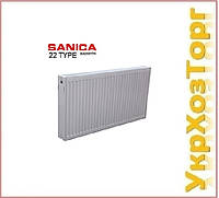 Радиатор стальной SANICA 500/22/1100