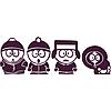 Виниловая наклейка - South Park (от 10х25см)