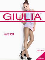 Изысканные и женственные колготки плотностью 20 DEN GIULIA Like 20 KLG-497