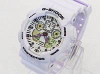 Мужские часы Casio G-Shock GA 100 White