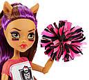 Набор кукол Monster High Клод и Клодин Вульф (Clawdeen Wolf & Clawd) Чемпионы Монстер Хай Школа монстров, фото 5
