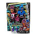 Набор кукол Monster High Клод и Клодин Вульф (Clawdeen Wolf & Clawd) Чемпионы Монстер Хай Школа монстров, фото 6