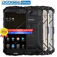 Doogee S60 6Gb/64Gb защищенный телефон с защитой ip68