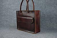 Женская кожаная сумка Мессенджер BR-MS-1840, фото 1