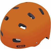 Детский шлем ABUS SCRAPER KID v.2 signal orange, размер S