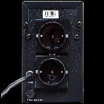 ИБП LogicPower LP 650VA (390 Вт), фото 3