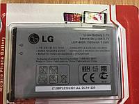 Оригинальный аккумулятор LGIP-400N для LG GT540, GW550, GW620,GX200, GX300 Duos, GX50