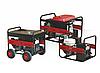 Сварочный бензиновый генератор Fogo FH 8220 ST (7,1 кВА)