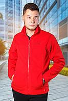Мужская кофта Bright red красная