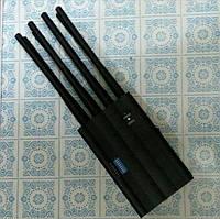 Беркут-8. Мощная переносная глушилка GSM / DCS / WiFi / 3G / 4G / GPS / LOJACK