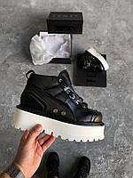 Ботинки Fenty x Puma boots black