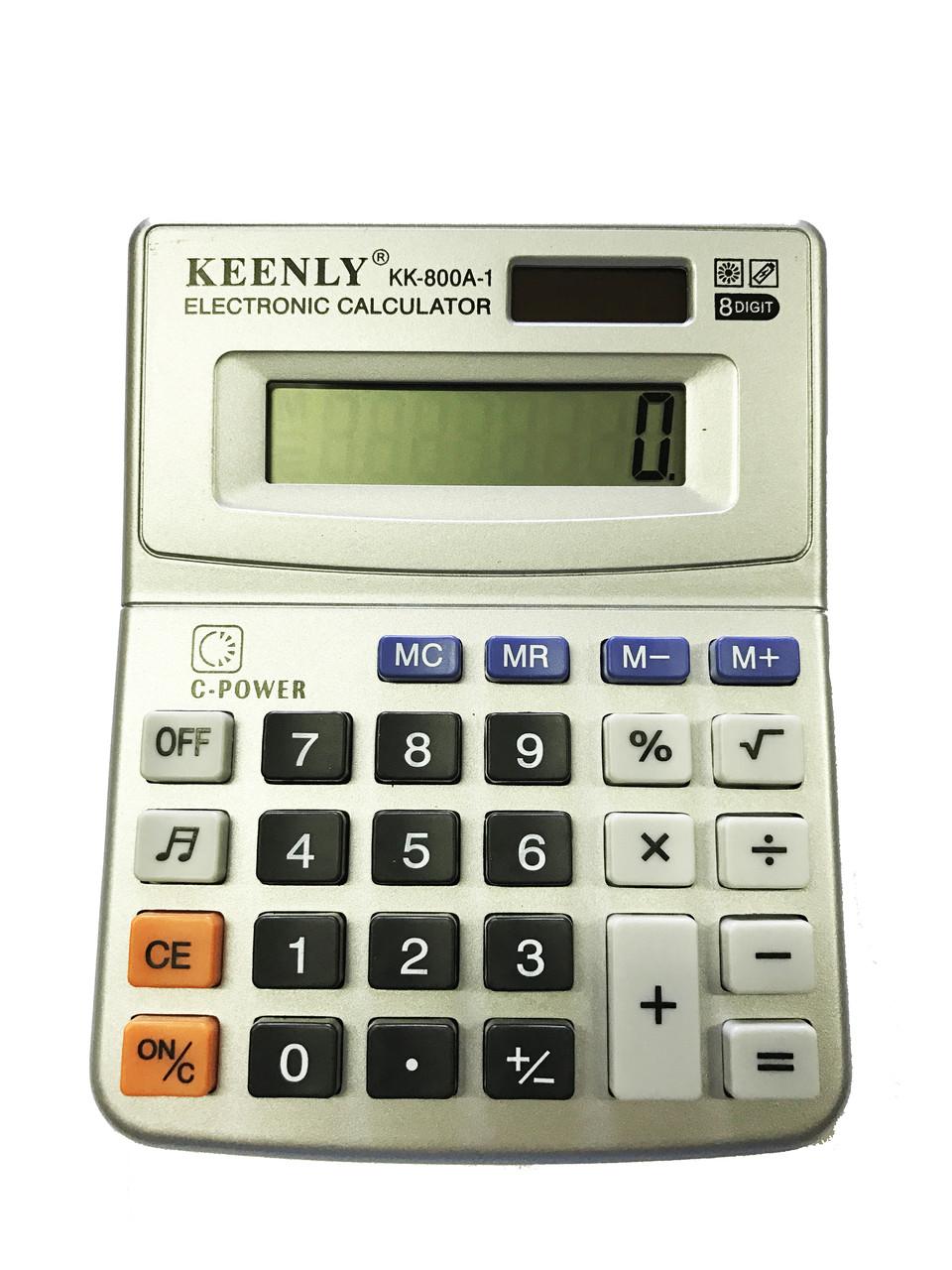 "Калькулятор ""Keenly"" 800a"