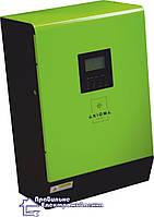 Гібридний інвертор напруги ISGRID 5000 (1 фаза, 2 МРРТ, 5 кВт)