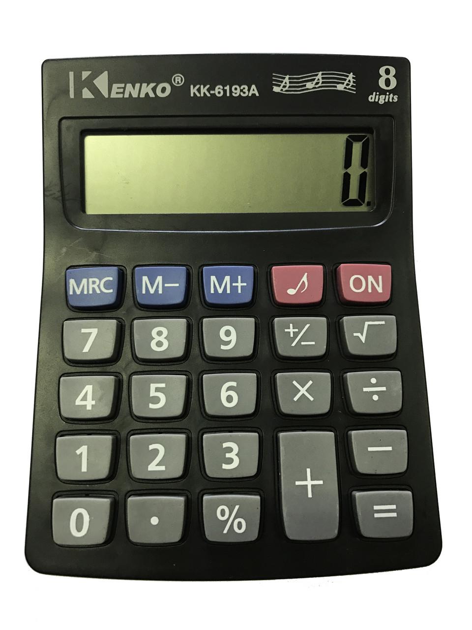 """Калькулятор """"Kenko"""" 6193"""