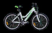 """Велосипед женский VNV 26"""" Lotus C2 Green 2017, размер 44см"""