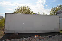 Будка изотермическая термо термичка Размер: 7,63*2,5*2,54