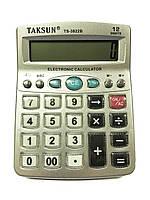 """Калькулятор """"TAKSUN"""" 3822в"""