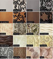 Стілець кухонний дерев'яний Валенсія Fusion Furniture, колір горіх, фото 3