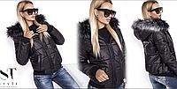 Модная женская куртка,норма р.42,44,46,48, ST-Style