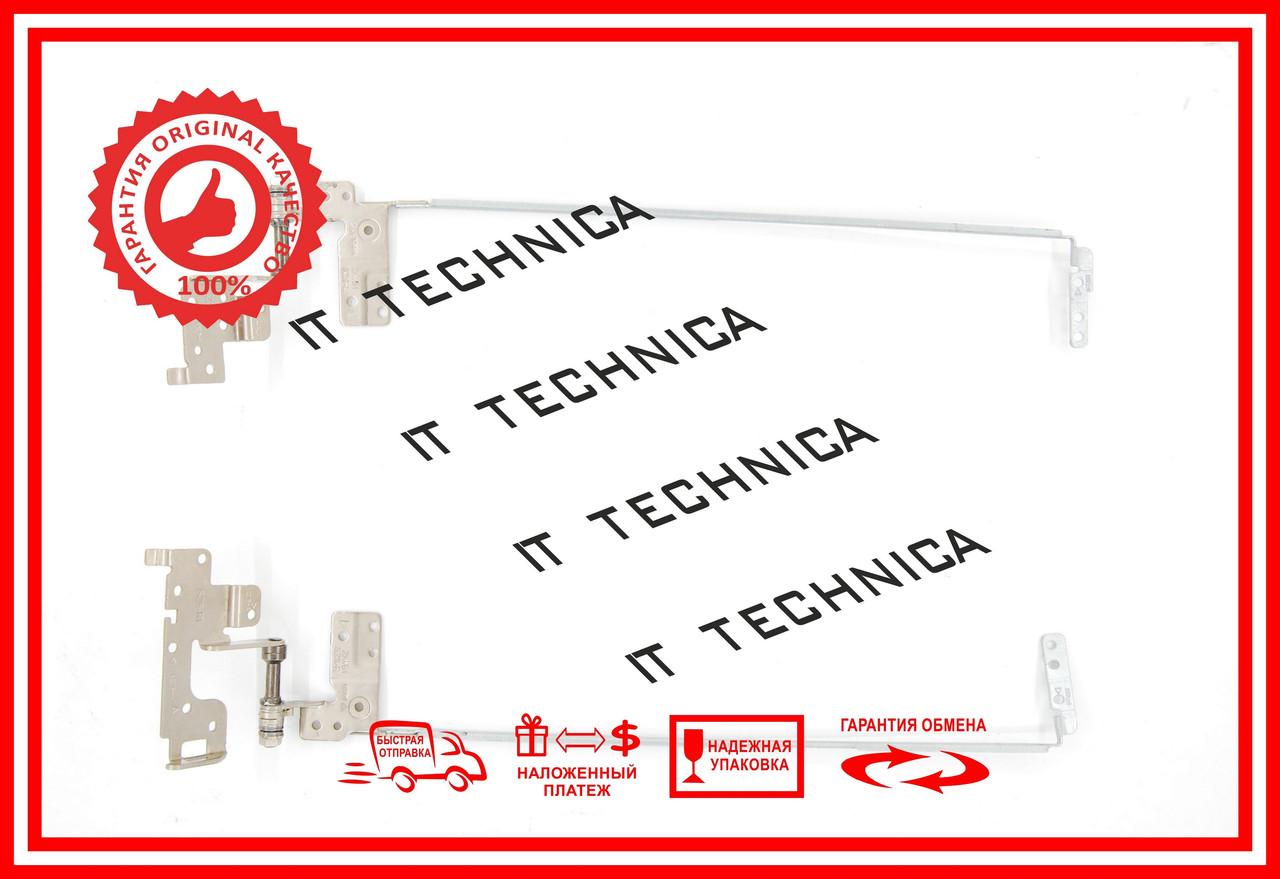 Петли LENOVO IdeaPad B50 (AM14K000300 AM14K000400) ОРИГИНАЛ