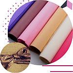 Материалы для упаковки и декора, бумага, ленты, пакеты