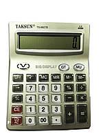 """Калькулятор """"TAKSUN"""" 8827в"""