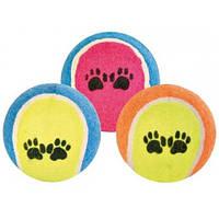 TRIXIE (Трикси) Мяч тенисный 6см - игрушка для собак