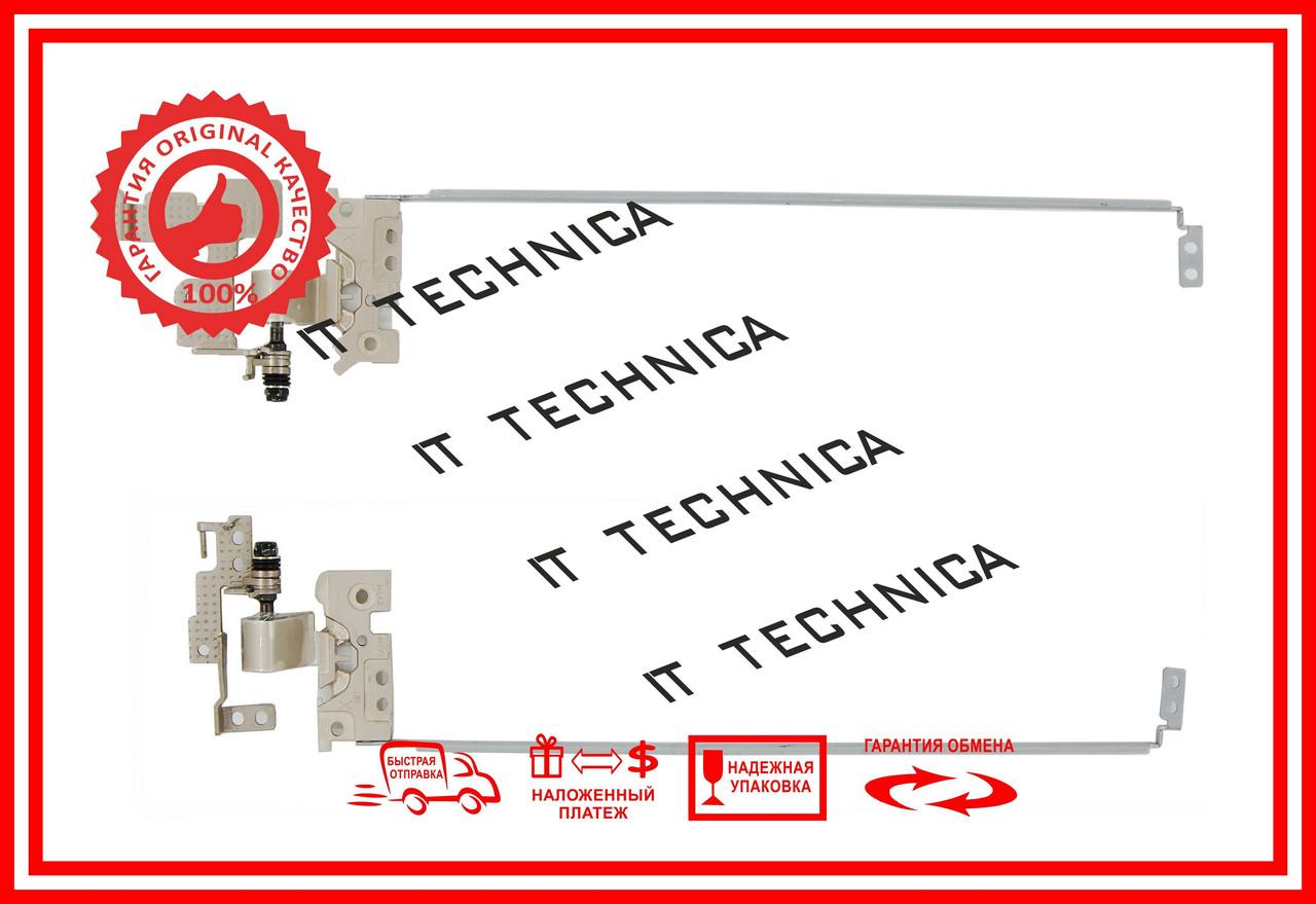 Петли LENOVO U31-70 E31 E31-40 E31-70 E31-80 (AM1BM000400 AM1BM000500) ОРИГИНАЛ