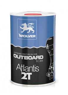 Масло Wolver Atlantis 2T