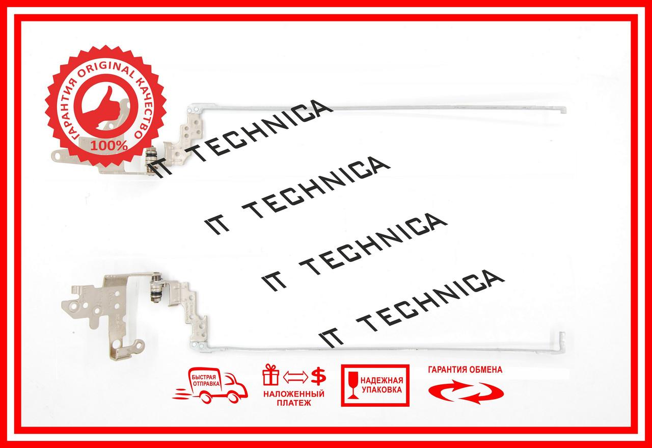 Петли HP ProBook 450 G2 455 G2 (768129-001 AM15A000200+AM15A000100)