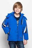 Детская лыжная куртка для мальчика рост 92 - 122,  GLO-Story BFY-9597