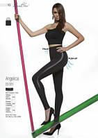 Леггинсы вечерние BasBleu Angelica BB 200 den черный 2-S