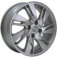 Литые диски Replay Toyota (TY194) W5.5 R15 PCD4x100 ET45 DIA54.1 silver