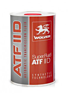 Масло Wolver Super Fluid ATF II D