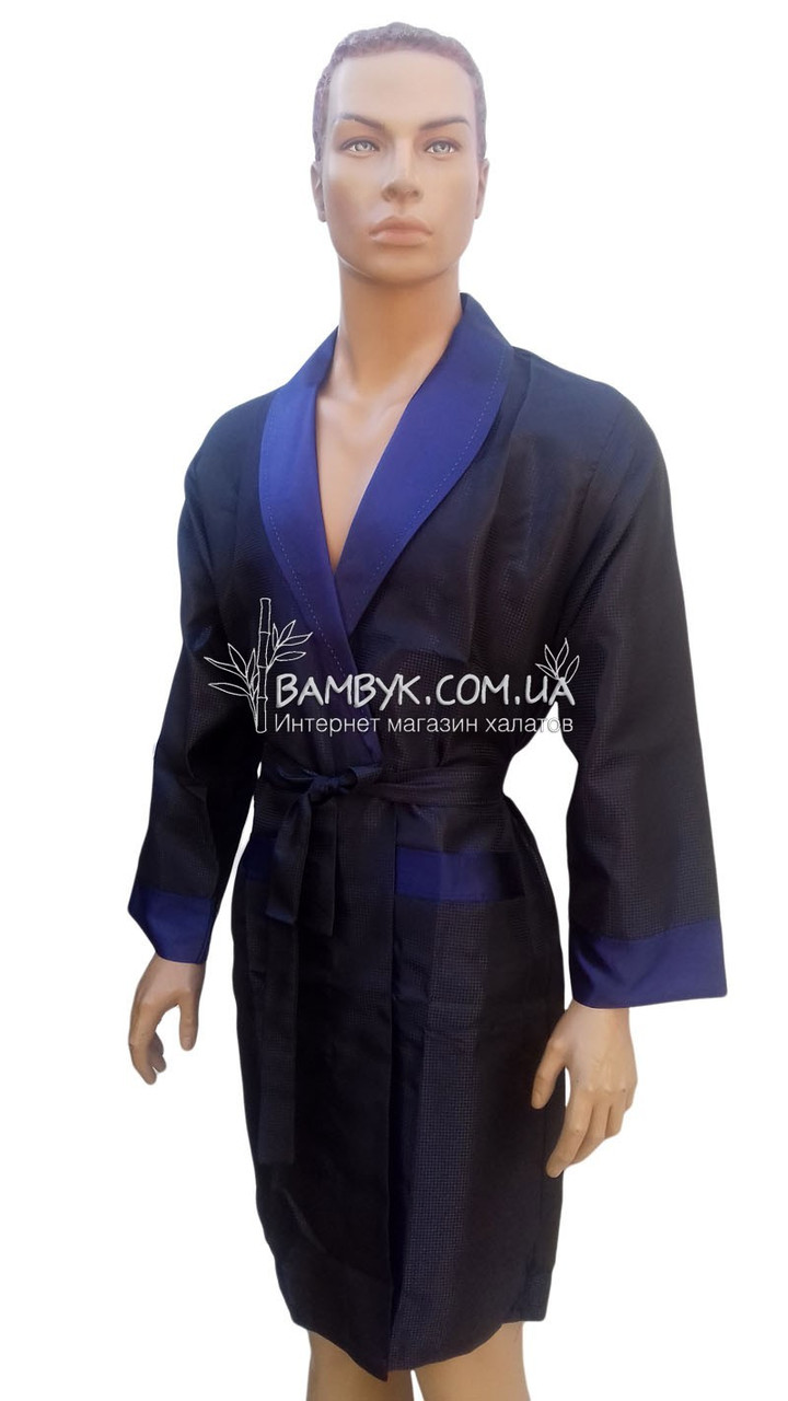 88582a9b54fdf Мужской подарочный набор Nusa (пижама+халат+шорты) № 9700: продажа ...