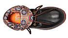 Женские ботинки Timberland Roll-Top (Тимберленд) в стиле черные, фото 2