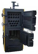 Промышленный твёрдотопливный котел Буран EXTRA (Екстра) 500, фото 2