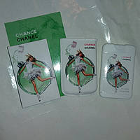 Духи (мини-парфюм) Chanel Chance Eau Fraiche 50 мл в стильном чехле с фотопечатью