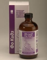 ФО КИДЗ США Арго (коллоидная фитоформула для детей, простуда, рост, развитие, иммунитет, натуральные витамины)